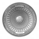 Věhlasný Kapitol Spojených států amerických na exkluzivní minci s hlubokým reliéfem