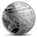 90. výročí prvního transatlatnického přeletu - legendární letoun Spirit of Saint Louis (50 eur)